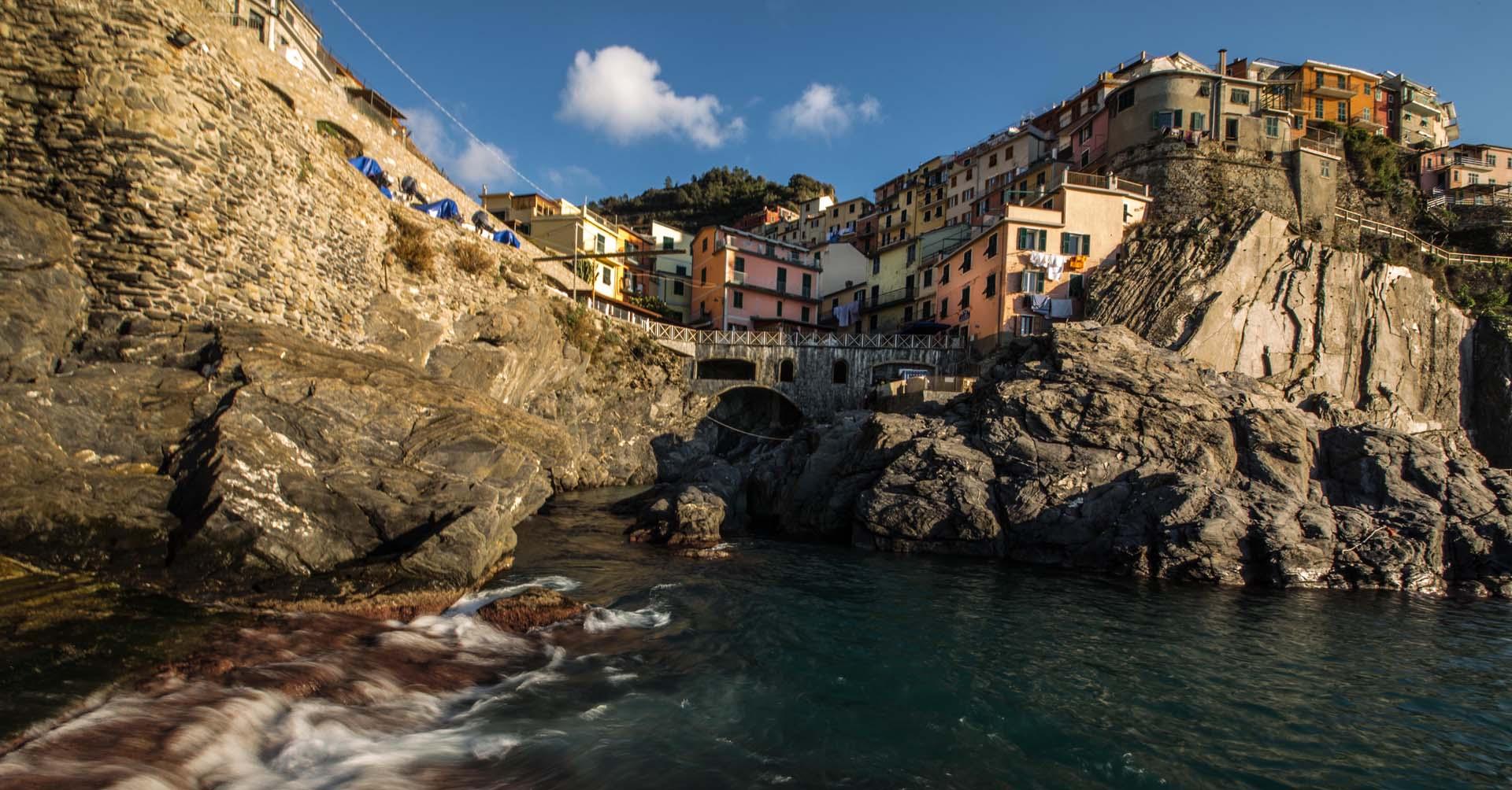 Meer Italien bei La Specia